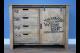 INDUSTRIAL STYLE RUSTIC WOODEN SIDEBOARD, Mango Wood Cabinet