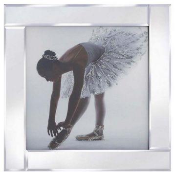 60 x 60 Ballerina Picture