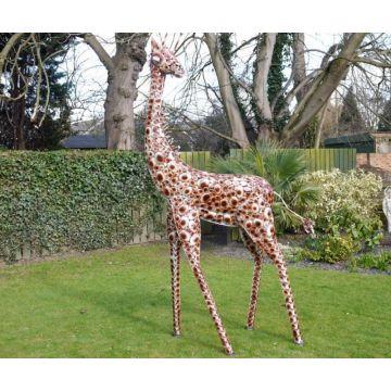 Large Giraffe Garden statue