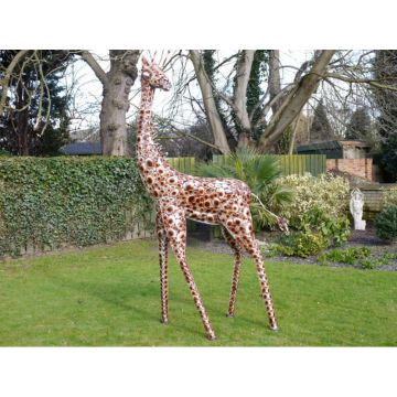 Medium Giraffe Garden Ornament