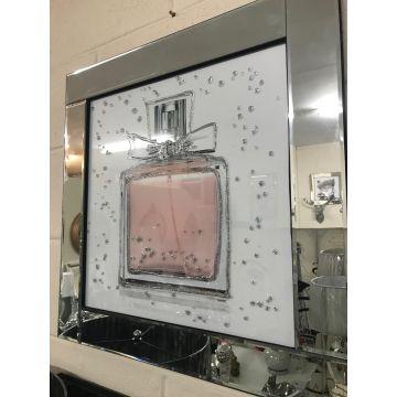 Perfume glitter picture