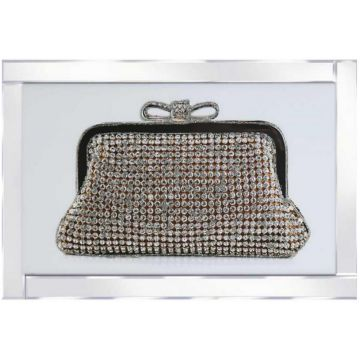 Diamante Purse Glitter Picture