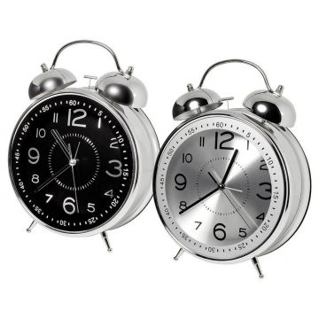 Over sized GIANT double bell alarm clock