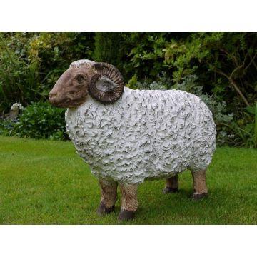Ram garden ornament