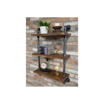 Pipe Wall Shelf Small